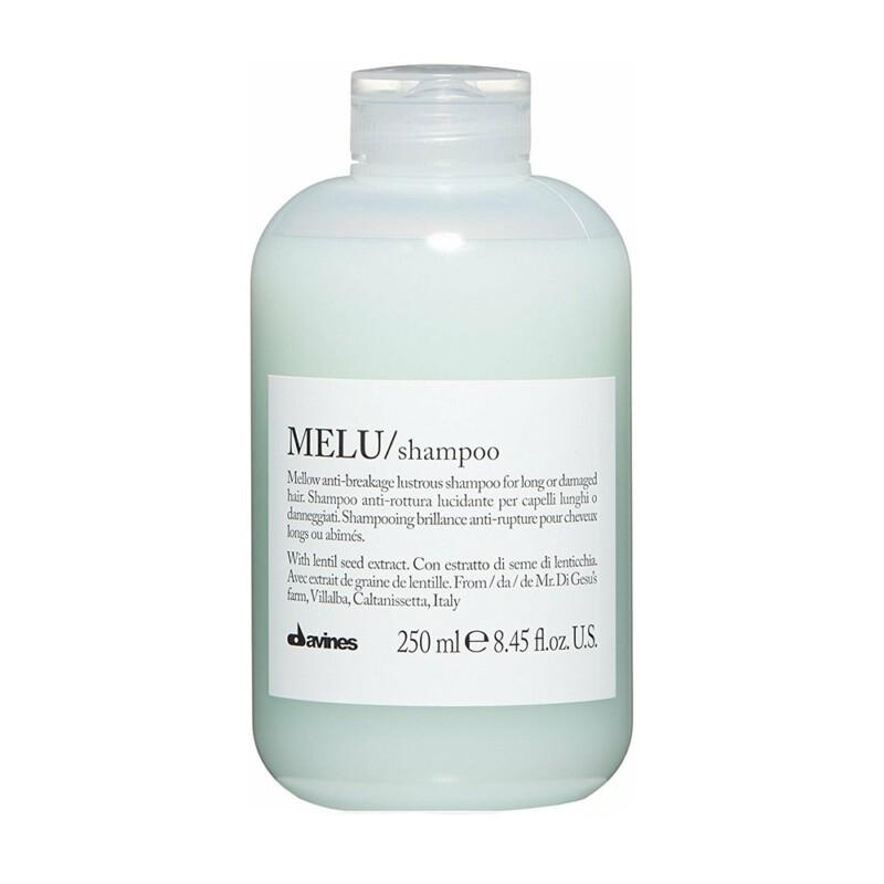 Шампунь для предотвращения ломкости MELU